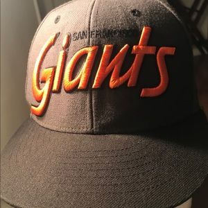San Francisco Giants hat by 47 brand